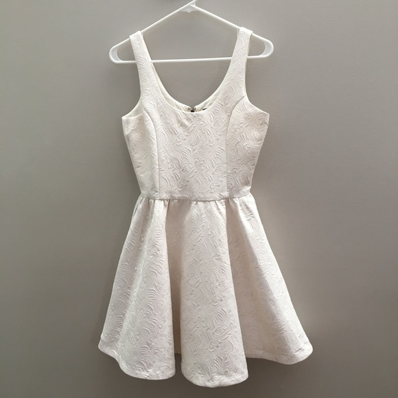 Anthropologie Dresses & Skirts - Anthropologie {tl the letter} Off White Dress